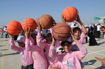 Gaza - world record 2010 - basket dribble